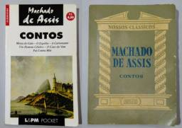 Livros de Machado de Assis