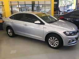.Virtus Sedan 1.0 Comfortline Flex -2020-Único Dono!!! Garantia Fábrica!!