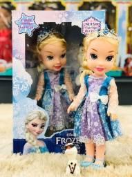 Bonecas Disney Musicais e com Olhos de Cristais
