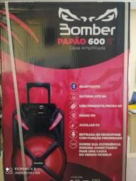 Caixas de som Bomber