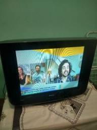 TV 21 Philco e conversor