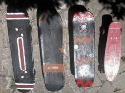 Skates 04 usados