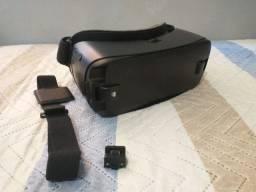 Óculos de realidade virtual Samsung gear vr