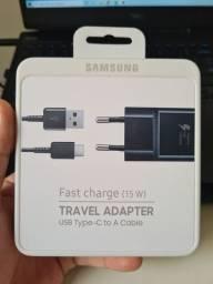 Carregador Original Samsung 15W USB tipo C
