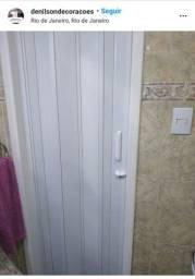 Instalação de portas sanfonadas | A partir de R$80