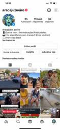 Vendo Conta Instagram 113 mil seguidores
