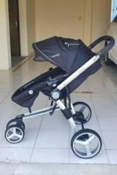 """Carrinho de bebê moisés + bebê conforto """"ÓTIMO ESTADO"""""""