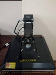 Prensa Sublimática 38x38cm 110v Mecolour