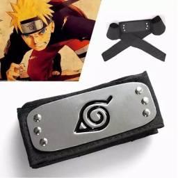 Faixa Bandana do Naruto - Aldeia da Folha