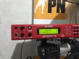 Módulo Bateria Eletrônica Yamaha DTXIII