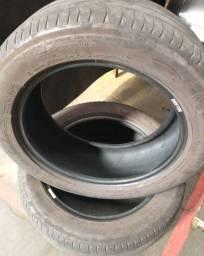 """Pneus Michelin 215/55R17"""""""