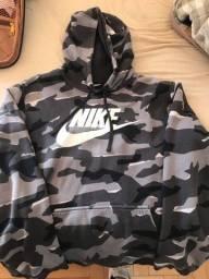 Moletom camuflado da Nike original TAM G