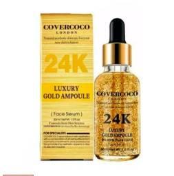 Título do anúncio: Serum Facial Luxury Repairing 24k Covercoco 30ml
