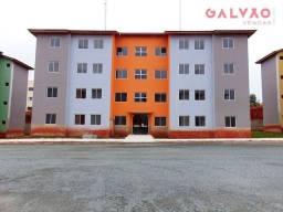Apartamento à venda com 2 dormitórios em Roça grande, Colombo cod:42692