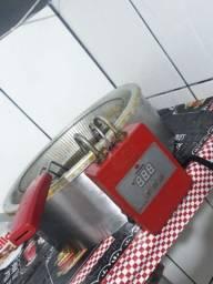 Fritadeira 110w pouco uso