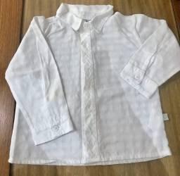 Camisa bebê TAM m