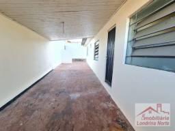 Casa com 1 dormitório para alugar, 40 m² por R$ 600/mês - João Paz - Londrina/PR