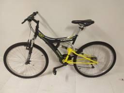 Bicicleta Track Bikes TB 100xs - Aro 26 - 18 marchas