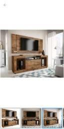 Rack com painel para tv de até 55 polegadas