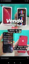 iPhone XR 64 gigas RED 3200