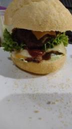 Pago para aprender a gerenciar hambugueria