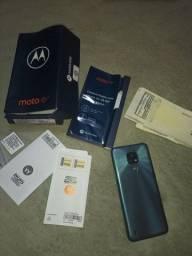 Motorola E7 plus com nota fiscal