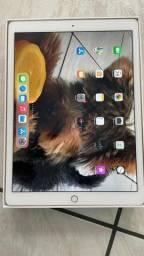 Apple iPad Pro 12.9 Wi Fi 256gb Gold Com Teclado E Caneta