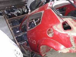 Lateral Ford Ka Sucata Para Peças