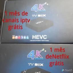 Transforme sua TV em smartv.  Contato *