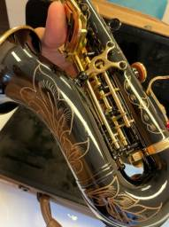 Sax Soprano Curvo Completo