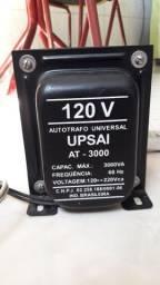 Auto transformador 220v/110v