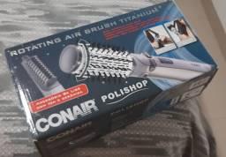 Escova de cabelo (Rotating Air Brush Titanium)