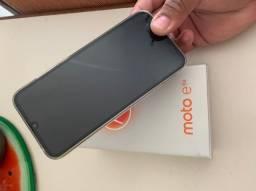 Motorola novo (na garantia)