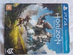 Jogo PS4 Horizon zero dawm