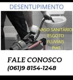 DESENTUPIDORA@$#$#@RECANTO DAS EMAS@#$@ desentupidora