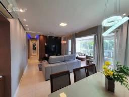 Apartamento com 3 dormitórios à venda, 111 m² por R$ 890.000,00 - Ponta da Praia - Santos/