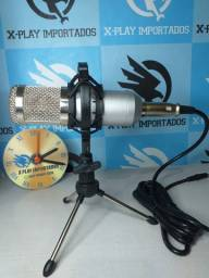 Micofone Condensador Profissional