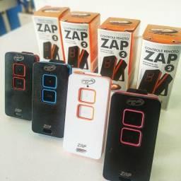 Vendemos; controle da PPA modelo Zap para Portão de garagem