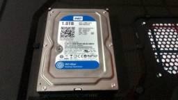 """HD WD Blue 1TB 3.5"""" Sata III 6GB/s"""