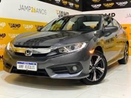 Honda Civic EXL 2.0 cvt 155cv Automático 2017 - Apenas 17.000 km -
