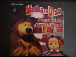 "Livro ""Masha e o Urso, Masha e o mingau"""