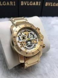 ** Relógio Bvlgari *