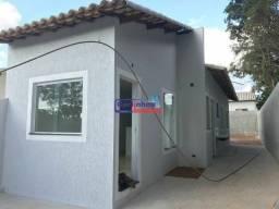 Casa com dois quartos bem, localizada em são Joaquim de Bicas.