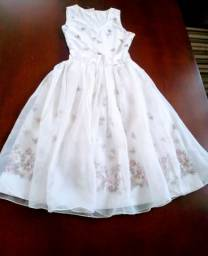 Vestido infantil 9 a 12 anos