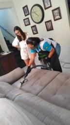 Limpeza e Higienização Profissional de Estofados - ITUIUTABA E REGIÃO
