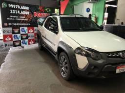 Fiat Strada Adventure 1.8 Branco