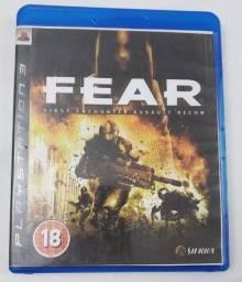 Fear - First Encounter Assault Recon - Ps3 - Playstation 3 - Leia o Anuncio