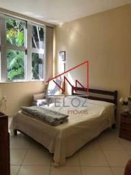 Apartamento à venda com 3 dormitórios em Laranjeiras, Rio de janeiro cod:LAAP31534