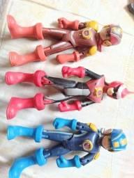 Bonecos mega Man
