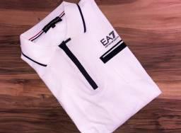 Camisa Gola Polo Empório Armani Original